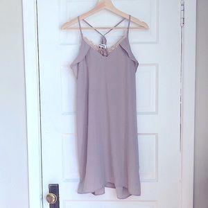 ☀️ Monteau dress